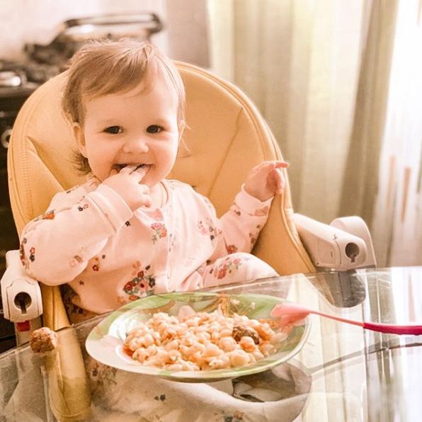 Рацион питания в 1 год