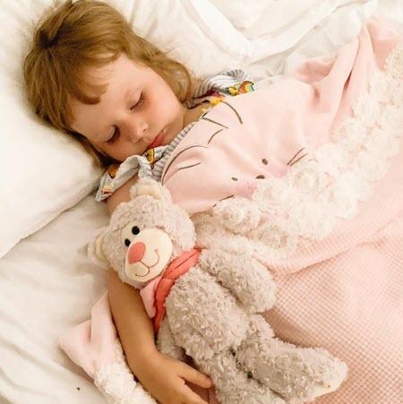 Организация сна детей